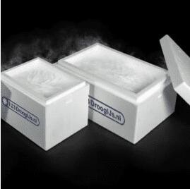 Droogijs pellets 10mm – 15kg