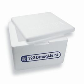 EPS Droogijs Doos
